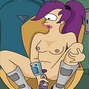 Futurama family hardcore sex