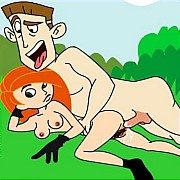 Kim Possible hardcore sex